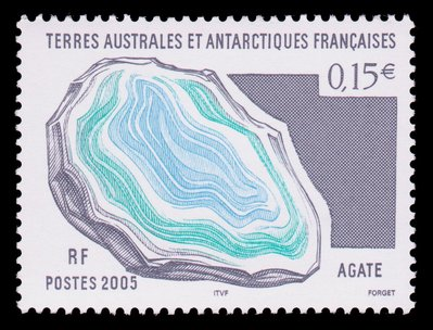 Agate - French Southern and Antarctic Lands - 2005 -- 25/03/09