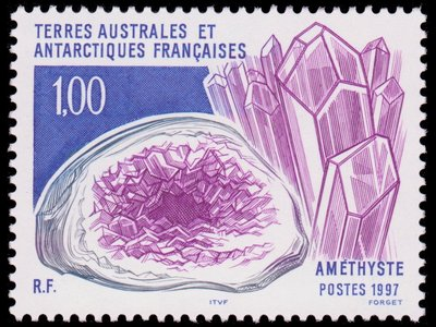 Amethyst - French Southern and Antarctic Lands - 1997 -- 09/11/08
