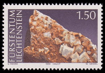 Calcite - Liechtenstein - 1989 -- 15/10/08