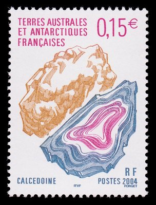 Chalcedony - French Southern and Antarctic Lands - 2004 -- 25/03/09