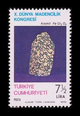 Chromite - Turkey - 1979 -- 05/05/09