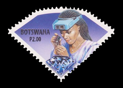 Diamond Dealer - Botswana - 2001 -- 25/10/08