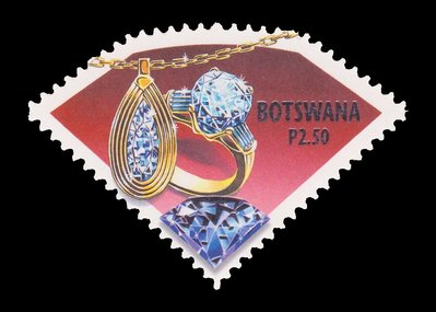 Diamond Jewellery - Botswana - 2001 -- 25/10/08