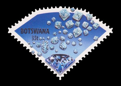 Diamonds - Botswana - 2001 -- 25/10/08
