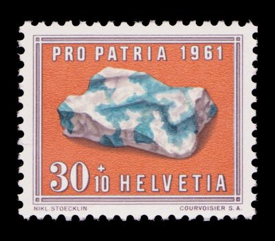 Lazulite - Switzerland - 1961 -- 23/10/08