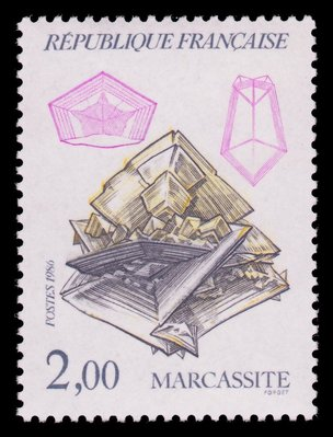 Marcasite - France - 1986 -- 14/10/08