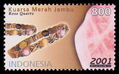 Rose Quartz - Indonesia - 2001 -- 08/02/09