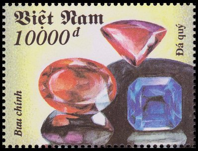 Ruby and Sapphire - Vietnam - 1993 -- 02/04/09