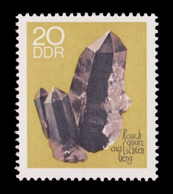 Smoky Quartz - East Germany - 1969 -- 09/10/08
