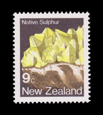 Sulphur - New Zealand - 1982 -- 27/09/08