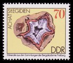 Agate Geode - East Germany - 1974 -- 24/02/09