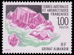 Almandine - French Southern and Antarctic Lands - 1993 -- 09/11/08