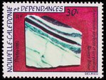 Anorthosite, Nephrite and Serpentine - New Caledonia - 1982 -- 07/03/09