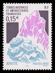 Apatite - French Southern and Antarctic Lands - 2003 -- 25/03/09