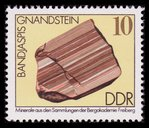 Banded Jasper - East Germany - 1974 -- 24/02/09