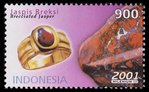 Brecciated Jasper - Indonesia - 2001 -- 08/02/09
