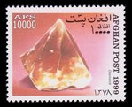 Diamond - Afghanistan - 1999 -- 20/03/09