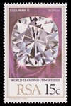 Diamond Cullinan II, the Lesser Star of Africa - South Africa - 1980 -- 16/11/08