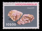 Euxenite - Mozambique - 1979 -- 24/10/08