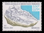 Magnetite - French Southern and Antarctic Lands - 2001 -- 25/03/09