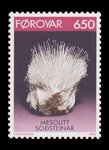 Mesolite - Faroe Islands - 1992 -- 25/10/08