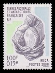 Mica - French Southern and Antarctic Lands - 2000 -- 25/03/09