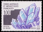 Rock Crystal - French Southern and Antarctic Lands - 1998 -- 09/11/08